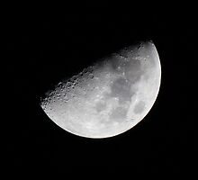 Slice of Moon by Bob Hardy