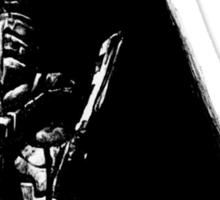 The Dark Knight (transparent background) Sticker