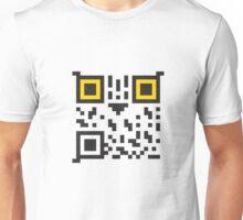 Owl QR Code Unisex T-Shirt