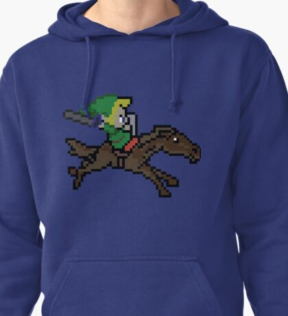 Link and Epona Pullover Hoodie