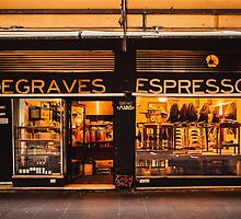 Degraves Espresso by jamjarphotos