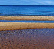 Reefs on  Shoreline by Kathilee