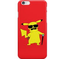 Pimp Pika iPhone Case/Skin