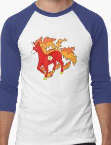 Rapiflash Men's Baseball ¾ T-Shirt