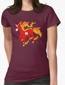 Rapiflash Womens Fitted T-Shirt