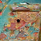 Rusted Flakes by Bami