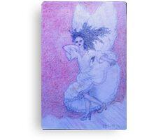 Cristar-Flamenco, Gypsie Rose Metal Print