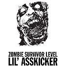 Lil' Asskicker by emilieroy