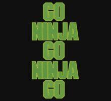 go ninja go ninja go! by agliarept