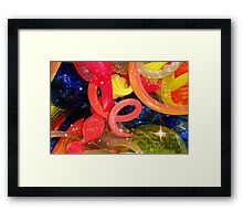 Abstract © Framed Print