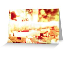 Remote Battle Greeting Card