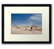 Mungo Lunettes Framed Print