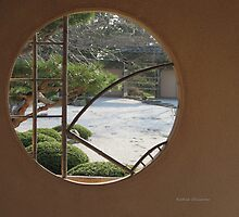 Japanese Gardens by Kathie  Chicoine