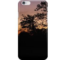 Sunset in Siem Reap iPhone Case/Skin