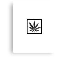 ReeferLife Classic Small Logo Canvas Print