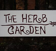 The Herb Garden by spudtastic