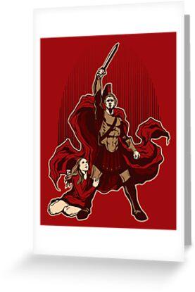 Last Centurion by zerobriant
