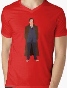 Vector David Tennant (Alternate) Mens V-Neck T-Shirt