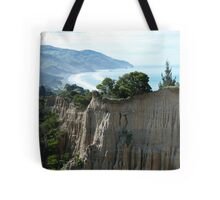 Cathedral Cliffs, Gore Bay Tote Bag