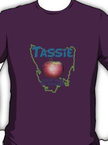 Tassie - Cooler than the Mainland T-Shirt