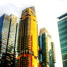 Photography Urban Landscape Singapore, CBD by William  Teo Photography
