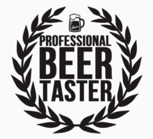 Professional Beer Taster by mralan