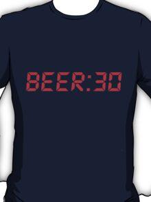 Beer Thirty Beer:30 T-Shirt