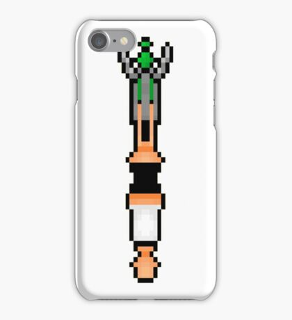 Pixel Sonic Screwdriver - Doctor Who iPhone Case/Skin