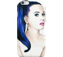 Katy Perry Sketch iPhone Case/Skin
