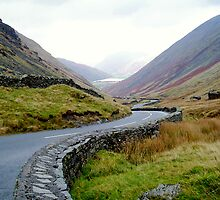 Kirkstone Pass by GeorgeOne