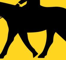 Headless Horseman Sticker
