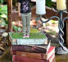 The magical world of books... by Donna Keevers Driver