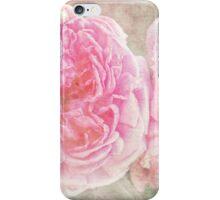 Vintge English Roses iPhone Case/Skin