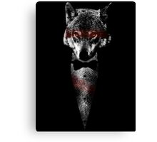 Wolf Of Bangstry Canvas Print