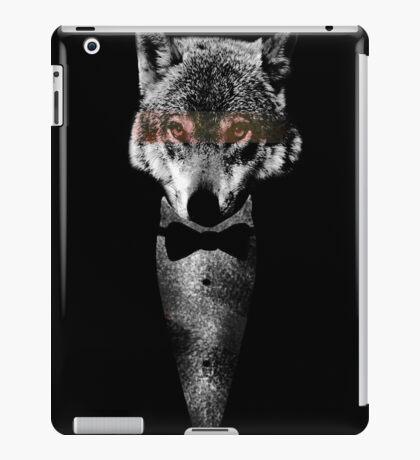 Wolf Of Bangstry iPad Case/Skin