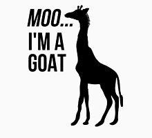Moo, I'm A Goat Unisex T-Shirt