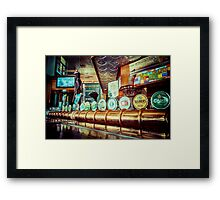 Beer Please Framed Print
