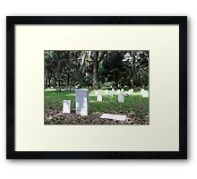 Pioneer Era Artistic Photograph by Shannon Sears Framed Print