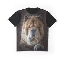 Chow-Chow portrait Graphic T-Shirt