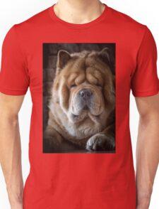 Chow-Chow portrait Unisex T-Shirt