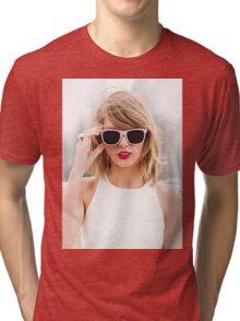Hot Taylor Swift a Tri-blend T-Shirt