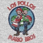 Los Pollos mario Bros - Breaking Bad / Mario Bros Mashup (Distressed Version) by Immortalized