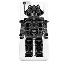 Robot Toy iPhone Case/Skin