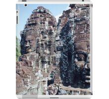 Angkor Thom iPad Case/Skin