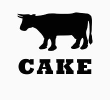 BEEF CAKE WITH COW Unisex T-Shirt