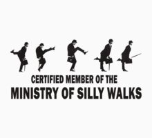 Ministry Of Silly Walks by Immortalized