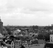 Utrecht, The Netherlands. by M. van Oostrum