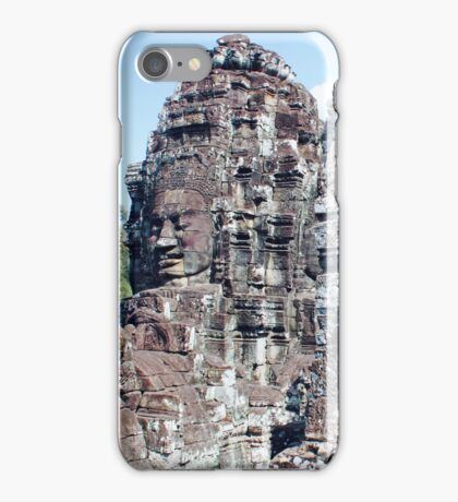 Angkor Thom iPhone Case/Skin