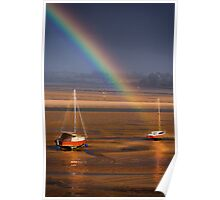 End of the Rainbow Poster