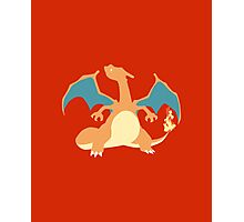 Charizard Photographic Print